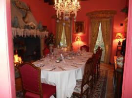 Villa Baroni, Lomnago