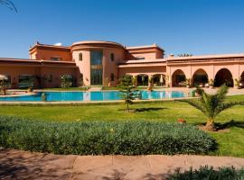 Les Jardins D'hotes And SPA, Marrakech
