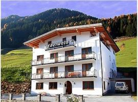 Hotel Garni Edelweiss, Ischgl