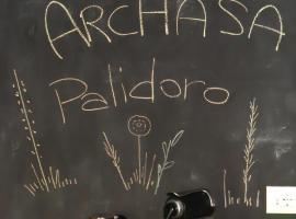 ArcHasa Palidoro, Palidoro