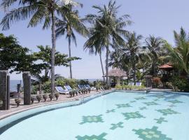 Nugraha Lovina Seaview Resort & Spa, ロヴィーナ