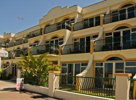 Beachfront Motel
