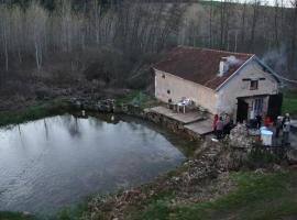 Ferme de Blin, Druyes-les-Belles-Fontaines