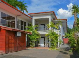 Mathurin Appartementen, Paramaribo