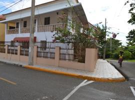 La casa de Patricio, San Felipe de Puerto Plata