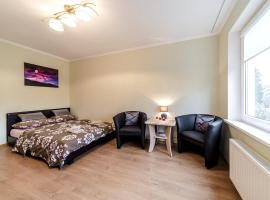Deluxe apartment in Riga suburbs, Riia