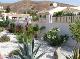 Villa El Paradiso, Arboleas