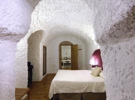 Casas Cueva La Tala, Guadix