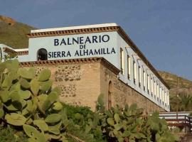 Hotel Balneario De Sierra Alhamilla, Pechina