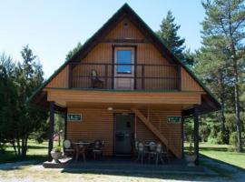 Tehumardi Camping, Salme