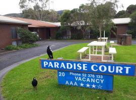 Paradise Court, Apollo Bay