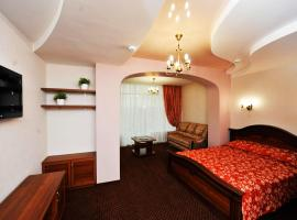 Hotel Crystal, Krasnodar
