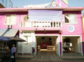Hostal Manzanillo, Manzanillo