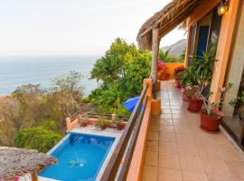 Villa Oceano Azul, Manzanillo