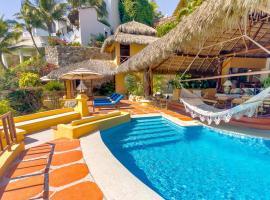 Villa Paraiso, Manzanillo