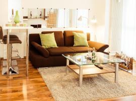 Modernes Apartment, Wiesbaden