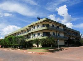 Paranoa Hotel, Luis Eduardo Magalhaes