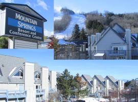Blue Mountain Springs Resort, Blue Mountains