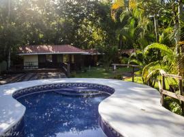 Osa Lodge, Puerto Jiménez