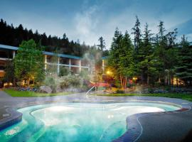 Bonneville Hot Springs Resort & Spa, North Bonneville