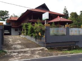 Miracle Homestay, Tomohon
