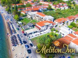 Meliton Inn Hotel & Suites, Néos Marmarás