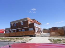 Departamentos Alto Zenteno, Punta Arenas