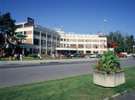 Hotel Baťov, Otrokovice
