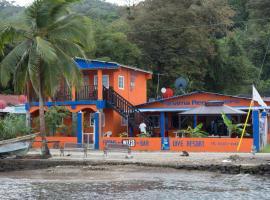 Panama Reef, Puerto Lindo