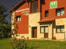 Apartamentos Rurales Argame, Argamé
