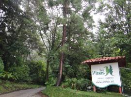Los Pinos - Cabañas & Jardines, الجبل الأخضر
