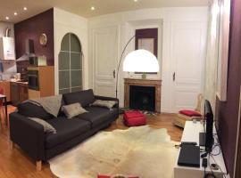 Appartement Tolstoï - Louis Braille, Villeurbanne