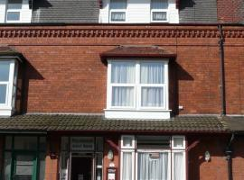 Melbourne Guest House, Rhyl