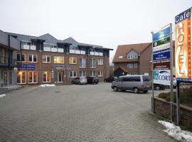 Hotel am Holzhafen, Stade
