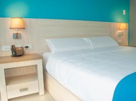 Hotel - Centro Comercial Punta Del Mar, La Libertad