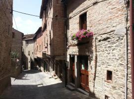 Casina Iannelli, Cortona