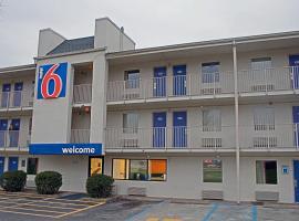 Motel 6 Charleston East Maccorkle Avenue, South Malden