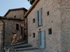 Il Borghetto di Bazzano, Bazzano di Spoleto