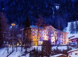 Hôtel Les Sources des Alpes Supérieur, Leukerbad