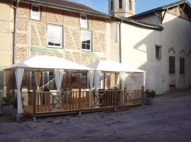 Aux Années Folles, Romenay