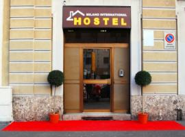 Milano International Hostel, Milano