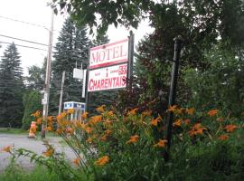 Motel Le Charentais, Sorel