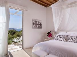 Rhenia Hotel, Tourlos