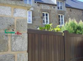 Bed & Breakfast Ty Pic, La Vicomté-sur-Rance