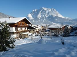 Appartements Alpenland, Lermoos