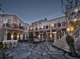 Sacred House, Ürgüp