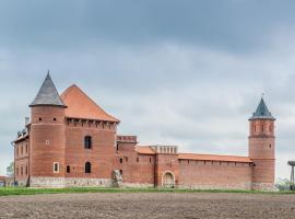 Zamek w Tykocinie, Tykocin