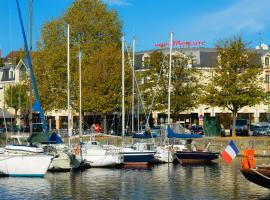 Mercure Caen Centre Port De Plaisance