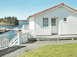Two-Bedroom Holiday home in Averøy 4, Karvåg
