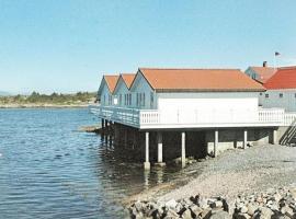 Two-Bedroom Holiday home in Averøy 5, Karvåg